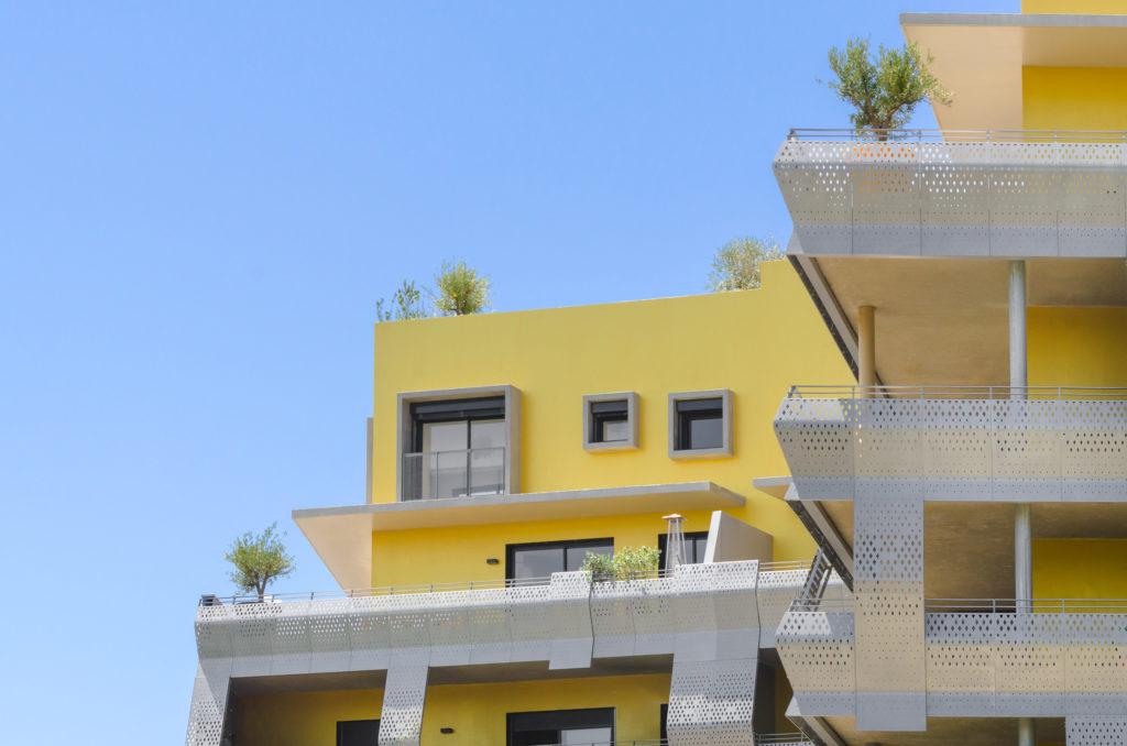 Villa sur le toit - Le Platinium à Montpellier par M&A Promotion