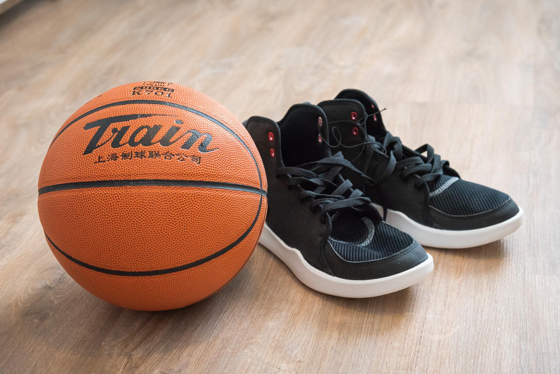 Le basket a une place privilégiée - Tony Parker Adéquat Academy à Lyon