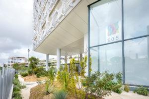 Résidence EOS à Montpellier Nouvelle Mairie - Promoteur URBIS